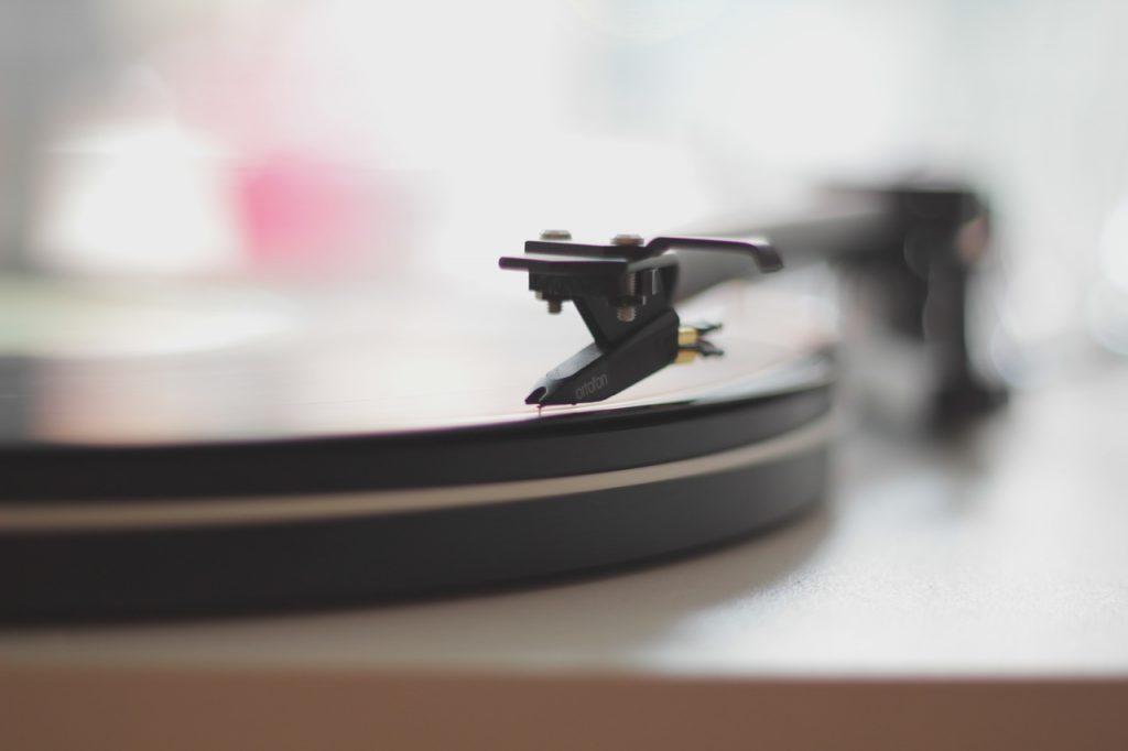 Le vinyle à la hausse